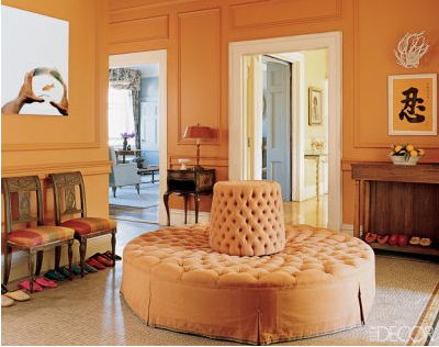 Colorful accessories design in decor - Jonquil yellow interior design ideas with surprising appeal ...